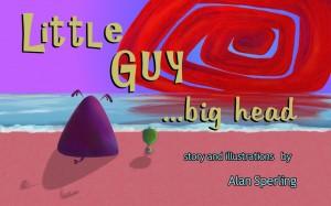 Little Guy big head A Sperling